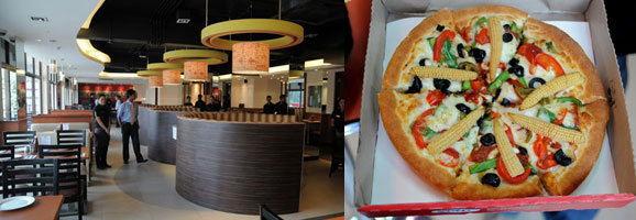 Pizza Hut Opening